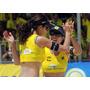Top Vôlei De Praia Feminino Olympikus Circuito Brasileiro