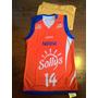 Camisa Regata Nestle Sollys Osasco Volley Volei Fabiola 14 M