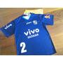 Camisa Minas Tenis Clube Oficial Original Volei Brasil Cbv