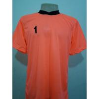 Camisa Goleiro Tamanho Gg Numero 1 Uniforme Futebol