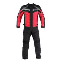 Conjunto Motociclista Jaqueta New Falcon + Calça Strike Texx