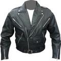 Nova Jaqueta De Korino Perfecto Rock Rockeiro Ramones