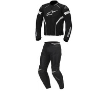 Conjunto Motociclista Alpinestars T-gp Plus R Air Ventilado