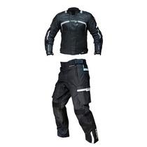 Conjunto Moto Jaqueta Texx Kraken + Calça Texx Blackstar
