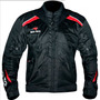 Jaqueta Motoqueiro Race Tech Urban Air Black/ Red
