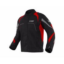 Jaqueta Impermeável Motoqueiro X11 One Masculina C/ Proteção