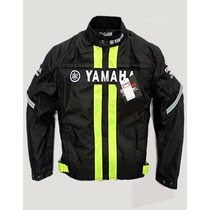 Jaqueta Moto Yamaha R1 R6 Vr46 Cordura Apparel Shop