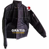 Jaqueta Motoqueiro -moto -motociclista - 2rodas Frete Grátis