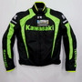 Jaqueta Motociclista Kawasaki Racing - Ñ É Texx X11 Z1000