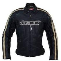 Jaqueta Texx Blade (couro Envelhecido) Preta