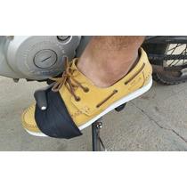Protetor De Calçados Moto Frete Gratis