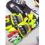 Luva Dainese Full Metal Valentino Rossi Ñ Alpinestars Gp Pro