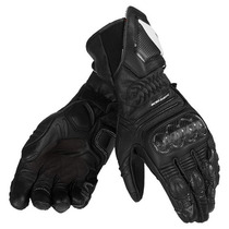 Luva Dainese Carbon Cover St Couro Preto G(l) Rs1