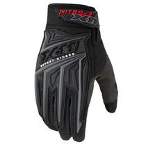 Luva Moto X11 Nitro 3 Trilha Motocross Preta Original