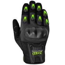 Luva X11 Blackout Verde - Motociclista, Motoqueiro!