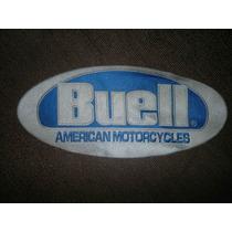 Patch Bordado Buell Motorcycles Harley Davidson Importado