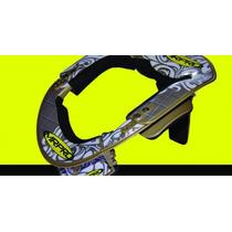 Protetor Pescoço Neck Brace Mr Pro Motocross Trilha Enduro