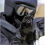 Óculos De Proteção Uv400 - Tático Swat- Airsoft- Paintball