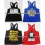 Camiseta Regata De Academia Para Musculação Varios Modelos