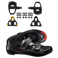 Sapatilha Shimano Speed Sh-r065l + Pedal R540 + Tacos / Bike