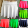 Shorts Saia Tapa Bumbum Academia Fitness Tênis Neon