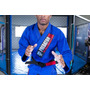 Kimono Jiu Jitsu Light - Predator Mma - Trançado Leve -azul