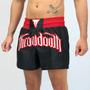 Shorts Para Muay-thai Throwdown - P / M / G/ Gg - Duas Cores