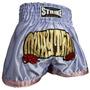Shorts Muay Thai Kick Boxing New Strike - Feminino Lilás - M