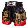 Shorts Muay Thai Kick Boxing Flama - Preto - P