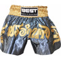 Shorts Muay Thai Infantil Chumbo Best Defense