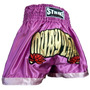 Shorts Muay Thai Kick Boxing New Strike - Feminino Roxo - G
