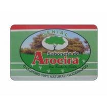 Sabonete Glicerinado De Aroeira-12 Unidades