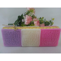 Sabonete Artesanal - Kit Para O Dia Das Mães