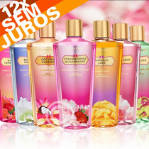Body Wash Victoria S Secret *** Linha Vs Fantasies *** Daily