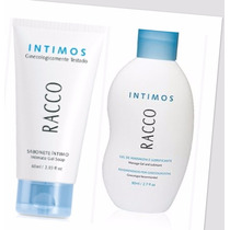 Kit Intimo Racco- Sabonete + Gel De Massagem