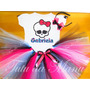 Fantasia Tutu Monster High Completa