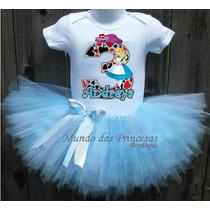 Fantasia Personalizada Alice No Pais Das Maravilhas