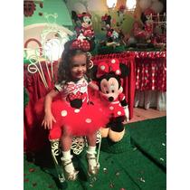Fantasia Tutu Minnie Personalizada