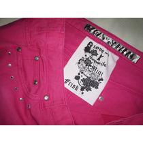 Mine Saia Jeans Color Tamanho 44