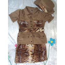 Fantaisa Infantil Safari