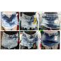 Kit Saia Jeans Desfiada Destroyed Lote 10 Unid R$ 39,90 Cada