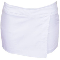 Short Saia Branco Assimétrico Nighteen