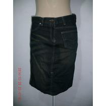 Linda Saia Jeans - Vakko Jeans Tam; 40 R$ 40,00