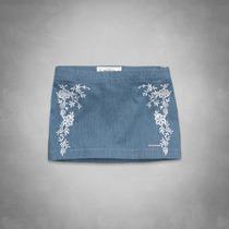Mini Saia Feminina Abercrombie Camiseta Hollister Blusa Gap