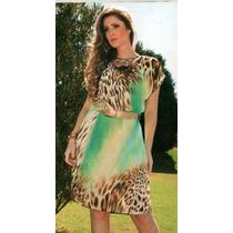 Vestido Moda Evangélica - 38 - 44 -