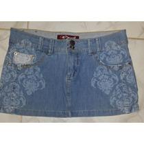Saia Jeans Mormaii Original!!