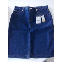 Linda Saia Jeans Triton, Original,ótimo Preço!