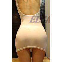 Mini Micro Vestido Transparente Lindo Sensual E Super Sexy