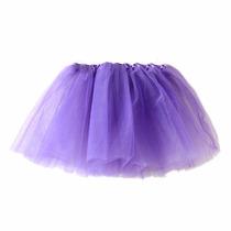 Saia Tutu Infantil Balet Cores
