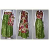 Vestido Saia Karí Moda Indiana